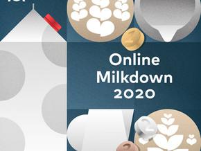 Začalo první kolo soutěže Milkdown2020
