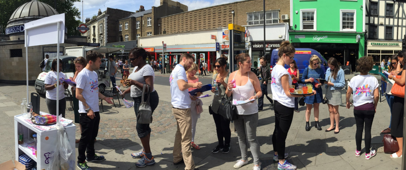 Lambeth behaviour change intervention - The London Challenge