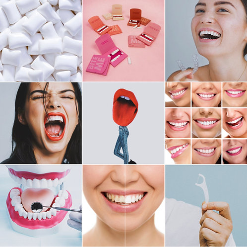 Визуал для стоматолога с пресетами