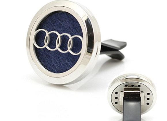 Large Car Aromatherapy Locket- Rings