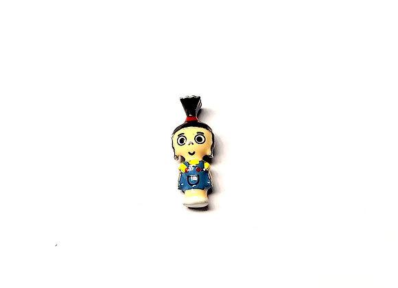 3D Despicable Me & Minions Agnes Charm