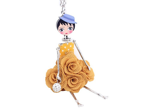 Genie Doll Yellow