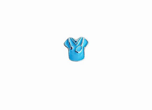 Blue Scrubs Charm- Doctor / Surgeon / Dentist