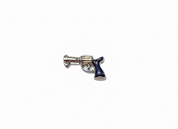 Gun Charm- Black