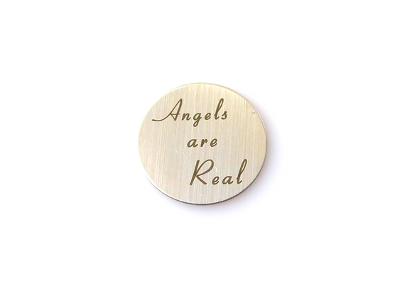 Angels are Real Backing Plate