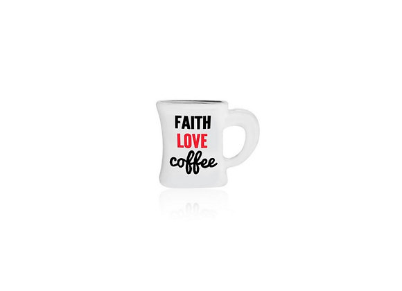 Faith Love Coffee Mug Charm HD