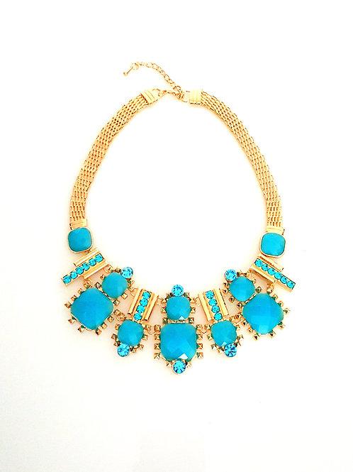 Arabian Nights Blue