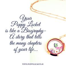 Your Poppy Locket