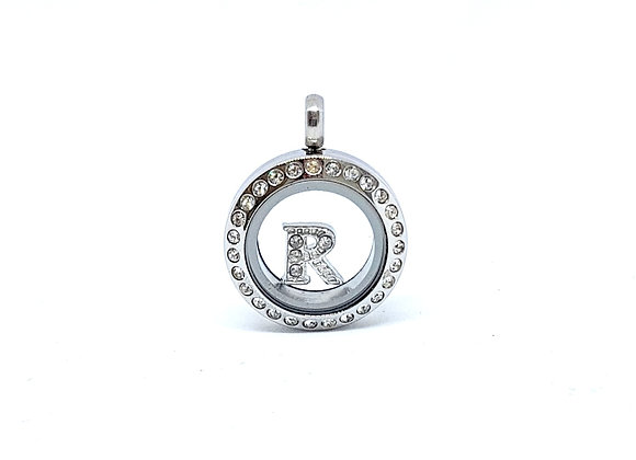 Initial Locket (Mini)