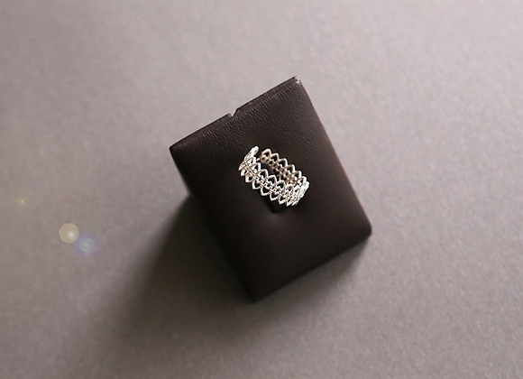 Heart Lace Ring