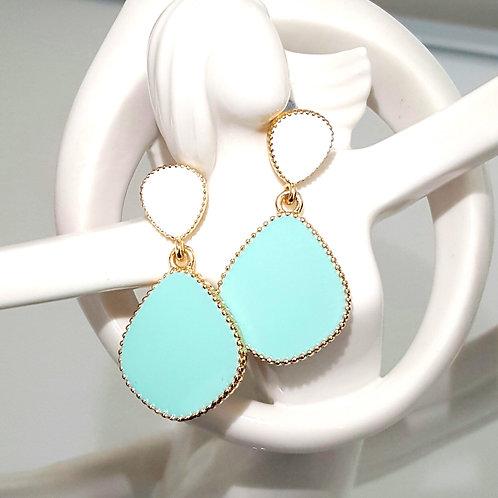 Pippa Earrings Blue