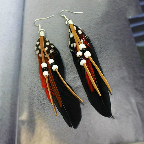 Tribe Earrings (choice of colours)