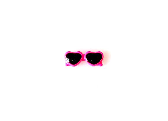 Pink Sunglasses Charm