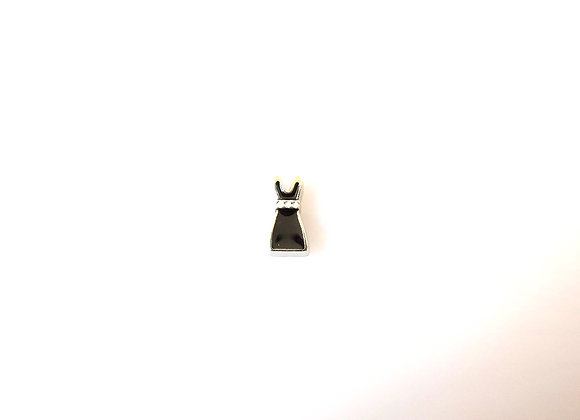 Little Black Dress Charm
