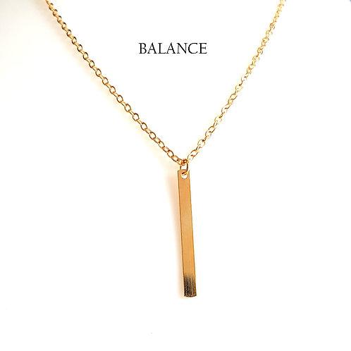 Balance- Gold