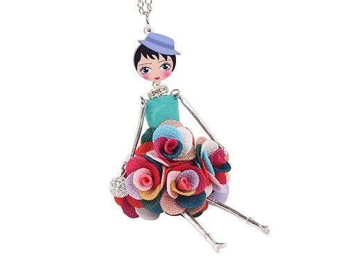 Genie Doll Multicoloured