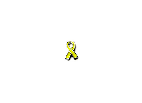 Yellow Ribbon Charm