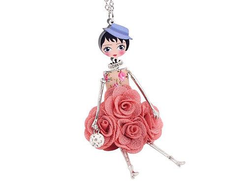 Genie Doll Dusty Pink