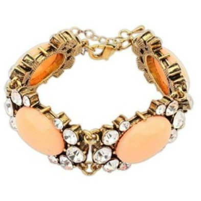 Capri Bracelet Peach