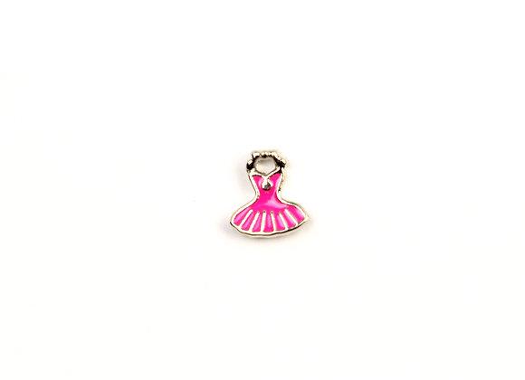 Ballerina Tutu Dress Charm