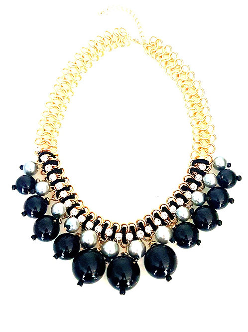Mother of Pearls Black