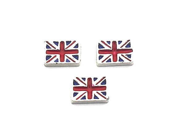 British Union Jack Flag Charm