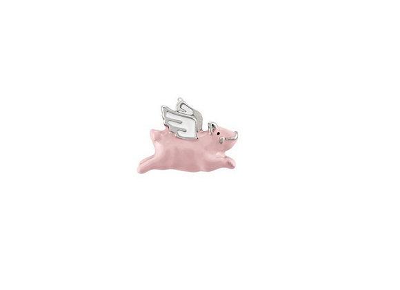 Flying Pig Charm HD
