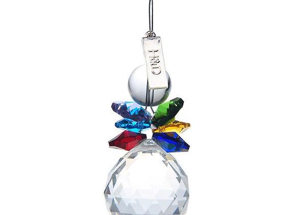 Mini Rainbow Swarovski Crystal Suncatcher