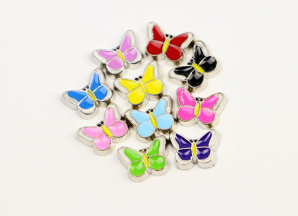 Colourful Butterfly Charm