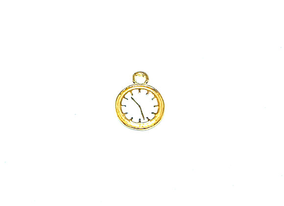 Pocket WatchClock Charm