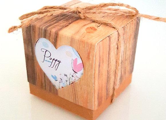 PL Wood Effect Gift Box