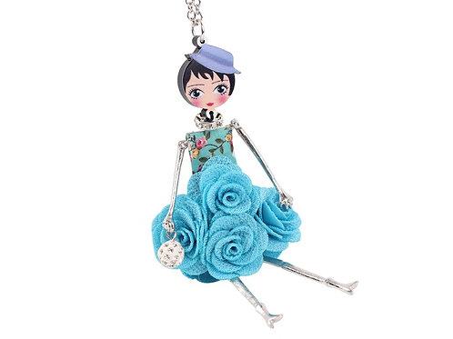 Genie Doll Blue