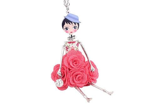 Genie Doll Rose Pink