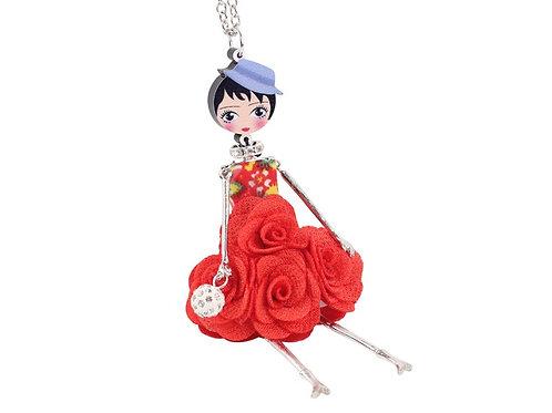 Genie Doll Red
