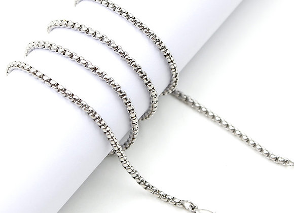 Silver Rolo Chain (From €10)