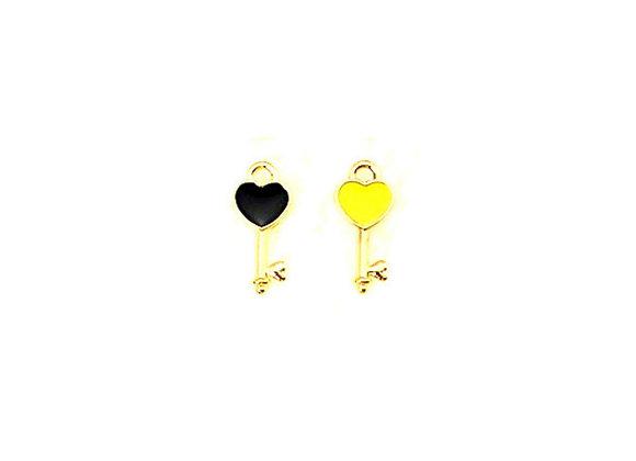 Key Charm (2 Colours Available)