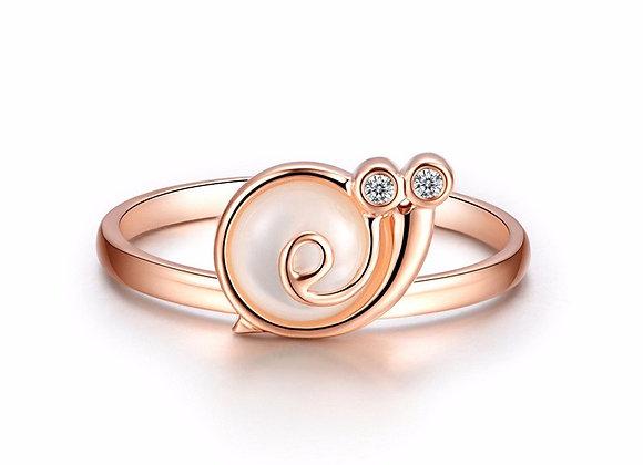 Cute Snail Ring