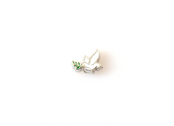 Dove- Bird of Peace Charm