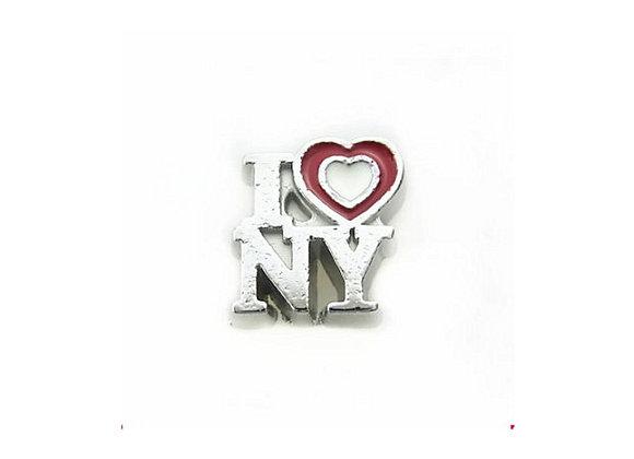 I Heart NY New York Charm