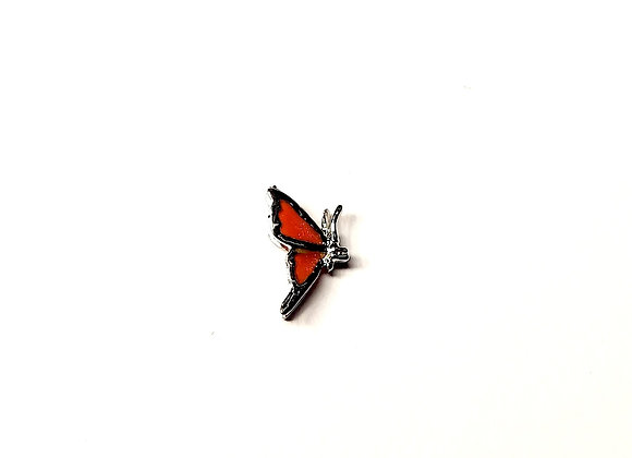 3D Butterfly Charm