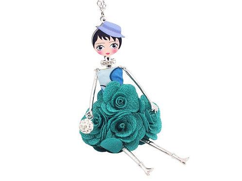 Genie Doll Green