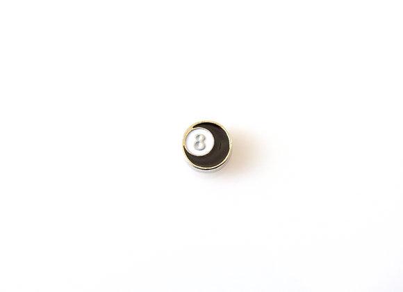 8 Ball Charm