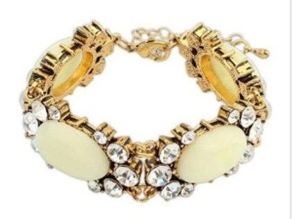 Capri Bracelet Cream