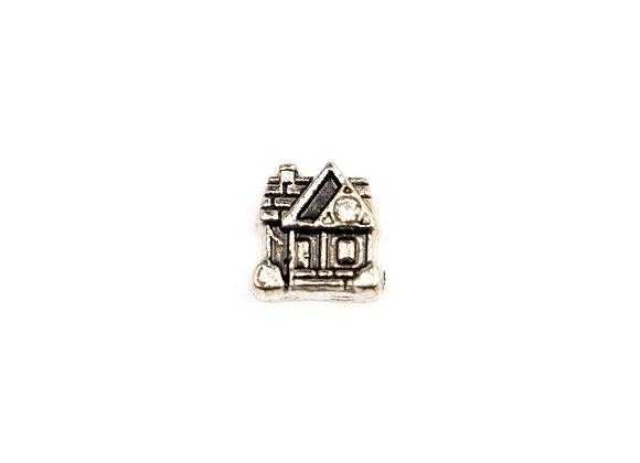 House Charm- Silver