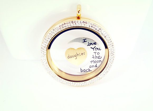 XXL'To The Moon & Back' Locket (from €69)
