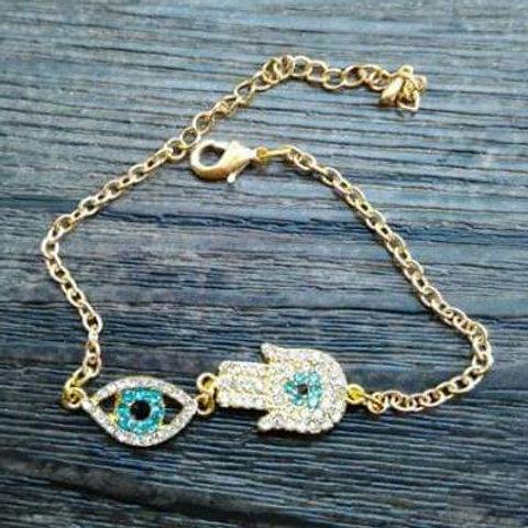 Rio Bracelet (Blue or Aqua)