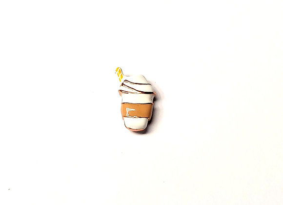 3D Frappuccino Iced Latte Charm
