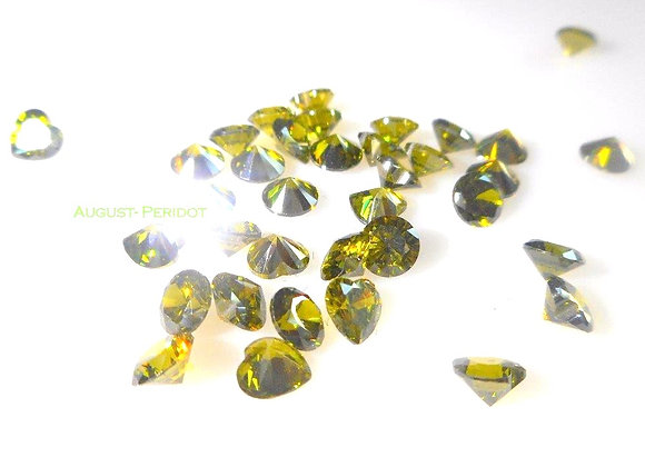August Birthstone (Peridot) (From €2)