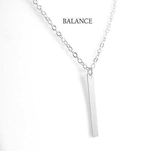 Balance- Silver