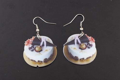 Novelty Cake Earrings